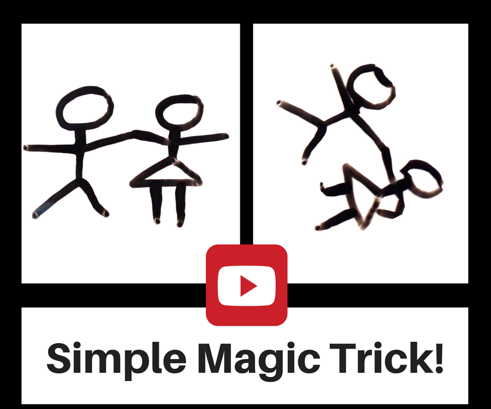 How to Make Stick Figures Come Alive!