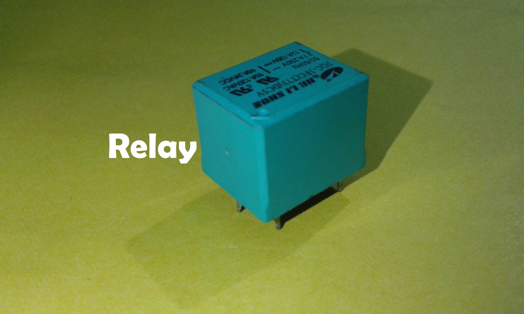 Make the Relay