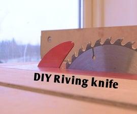 Riving Knife