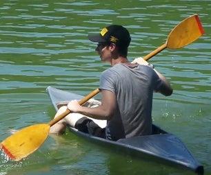 Duct Tape Canoe