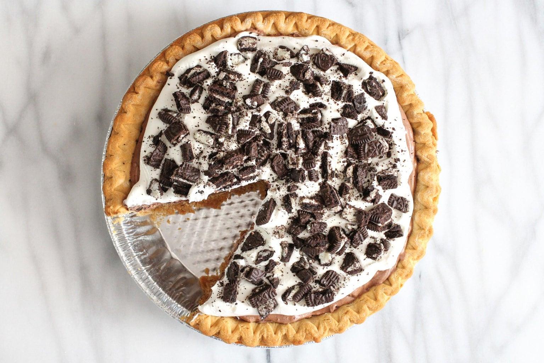 Enjoy!! + Storing the Pie