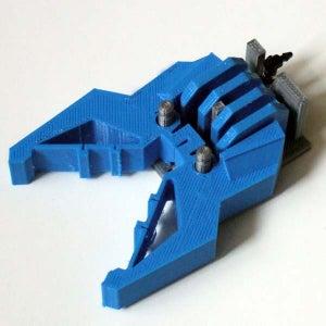 3D Printing the Soft Robot Gripper