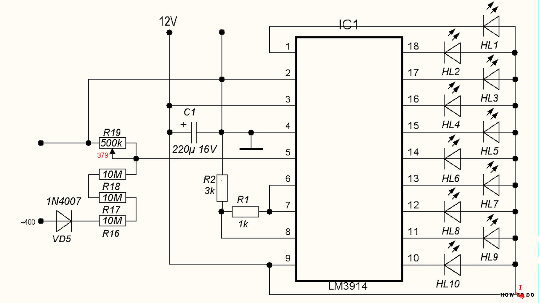 Thyristor and Charge Indicator