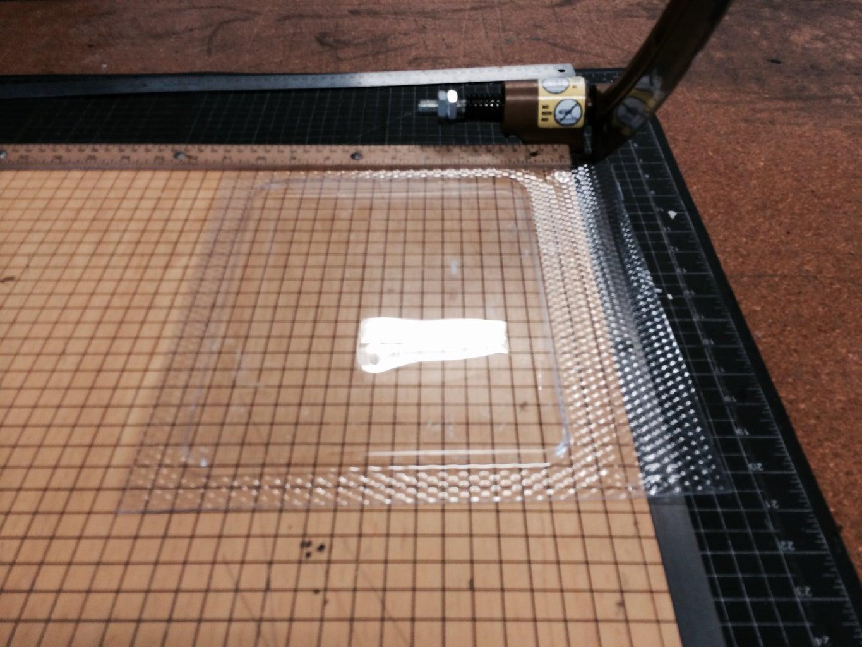 Vacuum Form the IPad