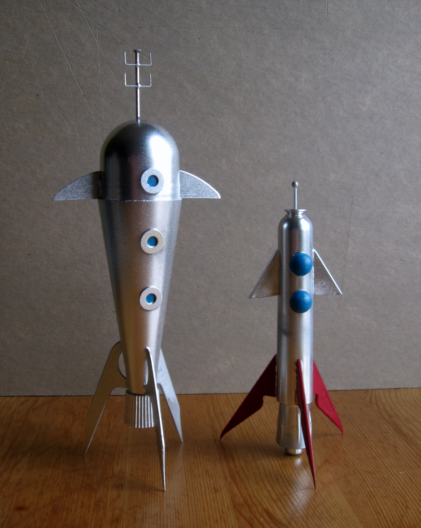 'Retro' Rockets