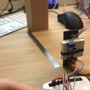 Making Rangefinder Using a Laser and a Camera