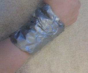 Duct Tape Cuff