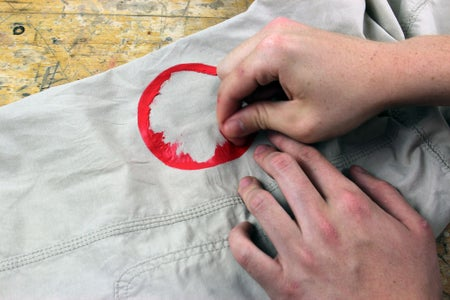 Filling in the Patch