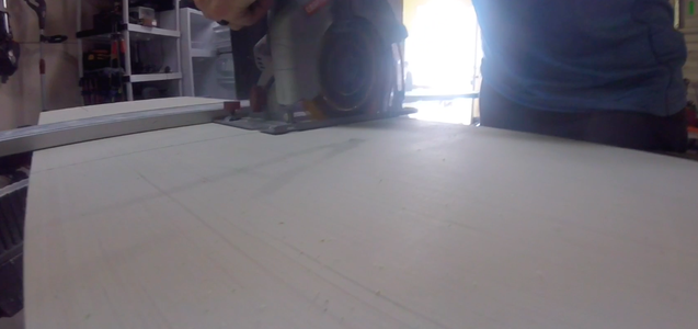 Cutting Plywood