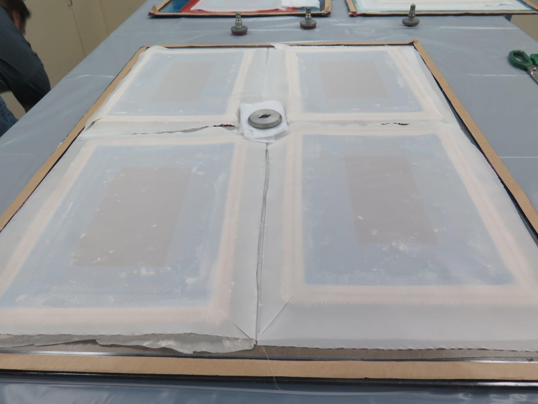 Mold Core Prep - Vacuum Bag 5
