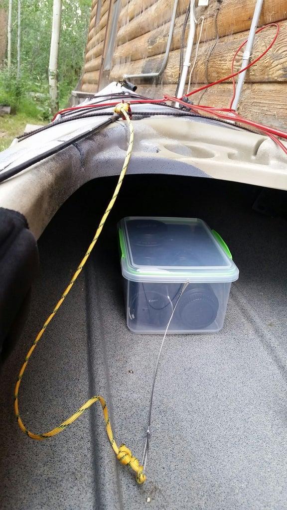 Dry Box (Kayak/ Boat/ Tubing)