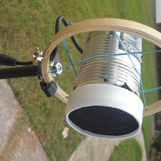 The New and Improved Tin Can Microphone