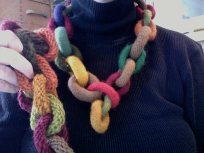 Woolery--knitted/felted Jewelry