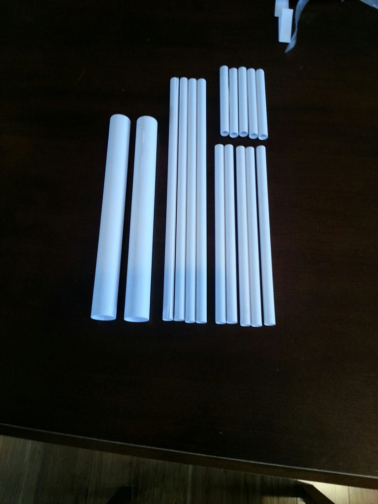 Roll the Paper Tubes