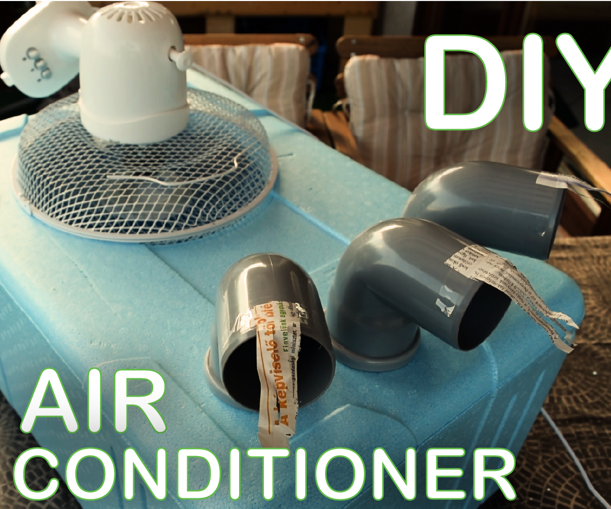 DIY Air Conditioner