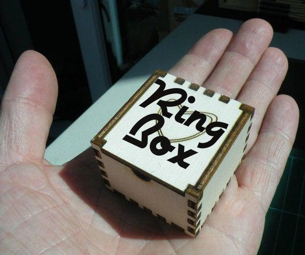 Simple Ring Box