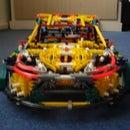 K'nex Rally Car (rockstar Energy Fiesta) Instructions!