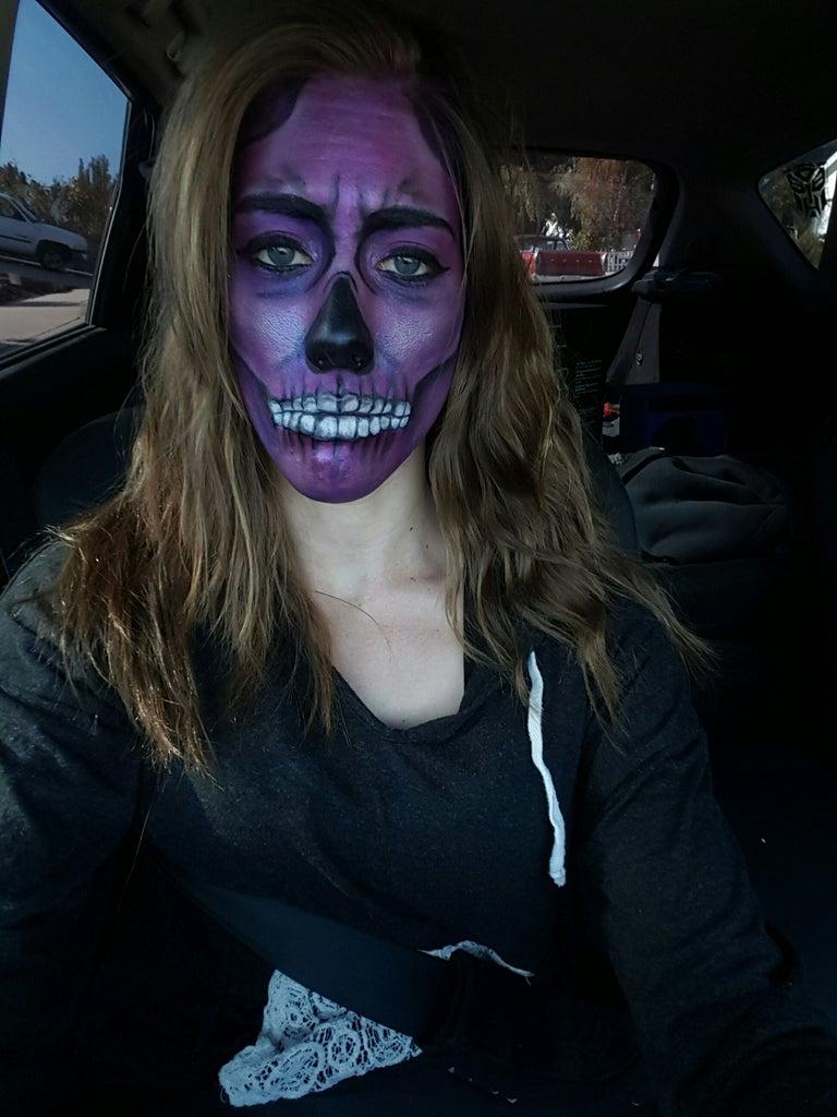 Purple Skull!