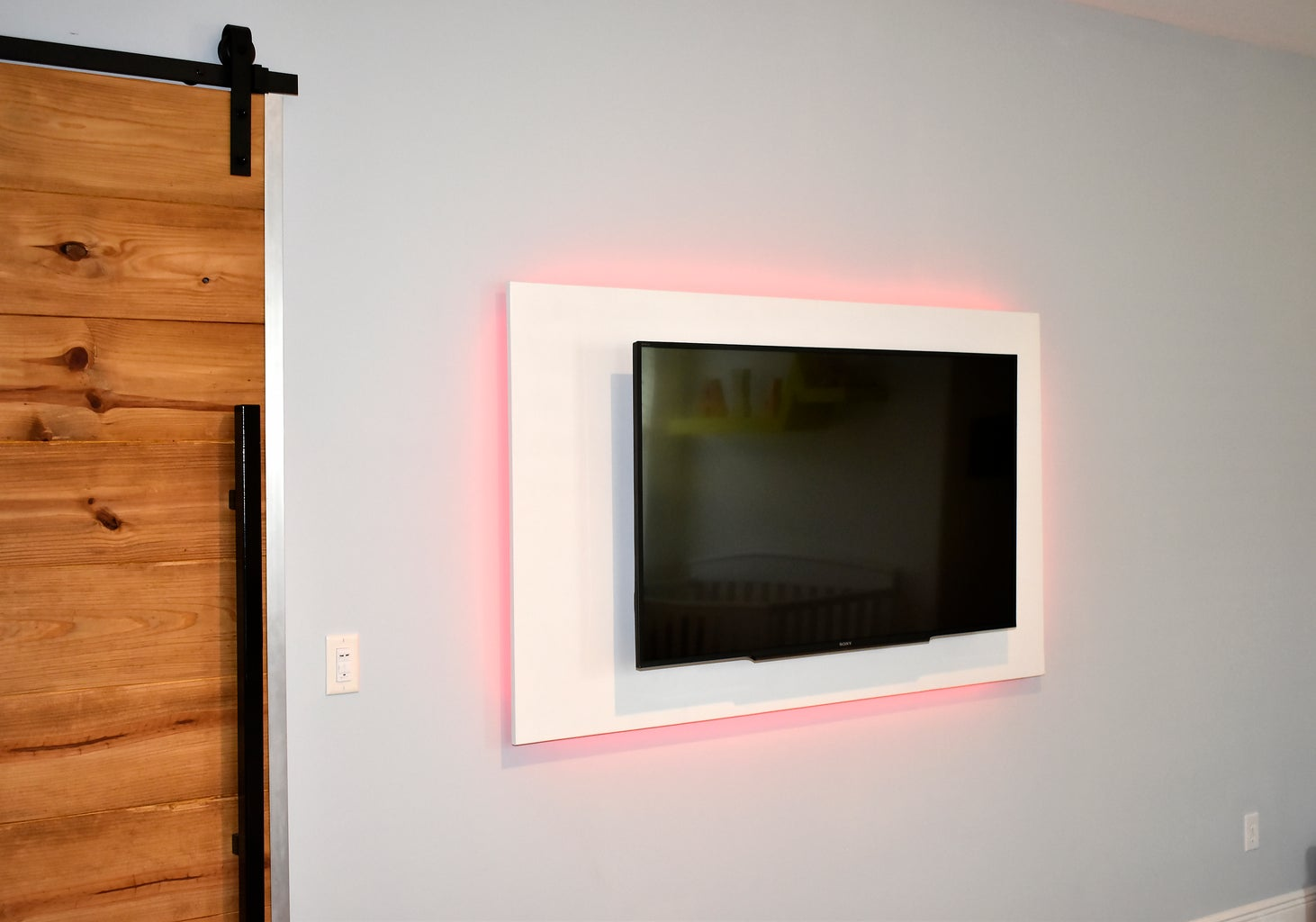 Make a TV Panel and Hide Your Wires