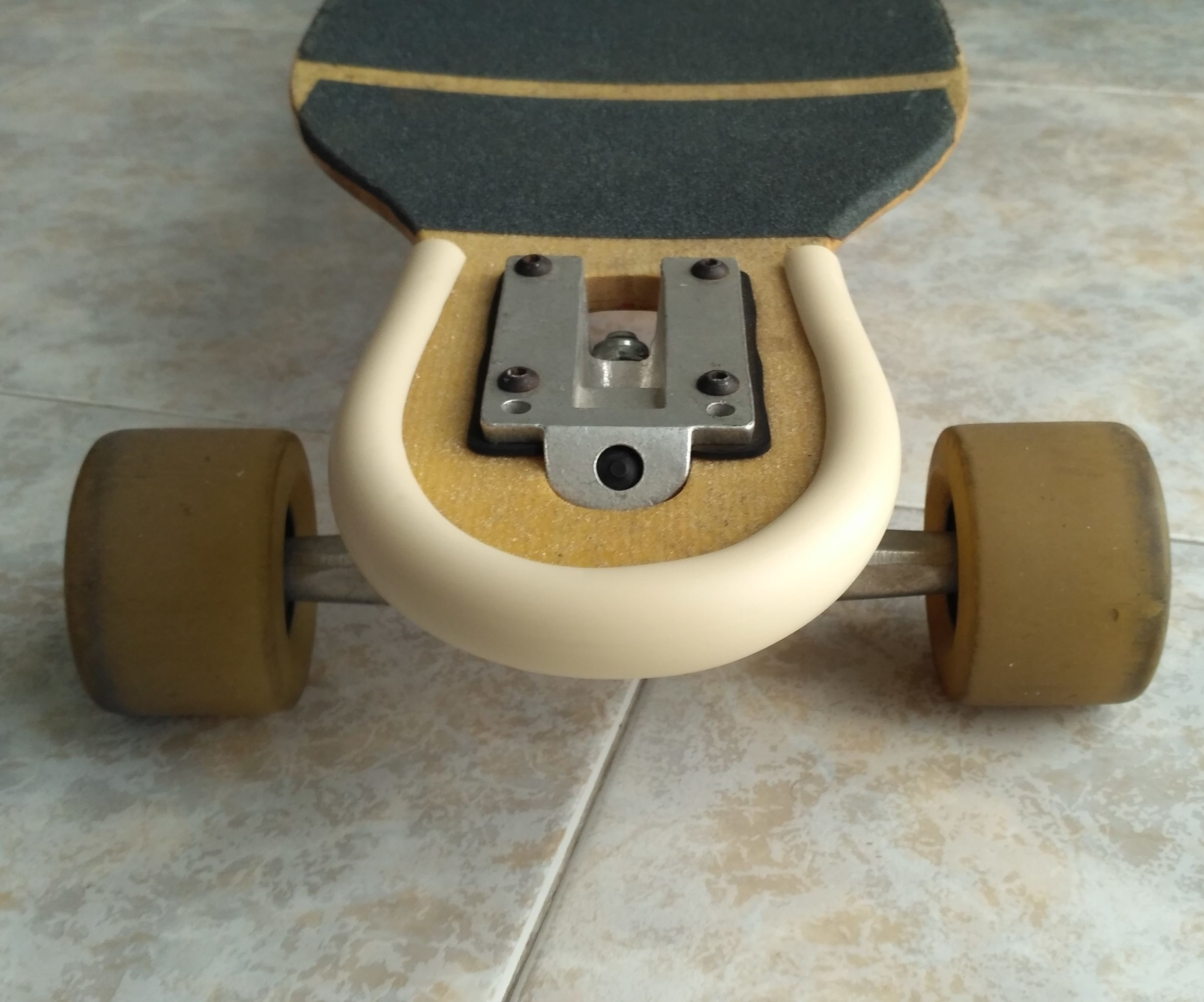 DIY Longboard Skate Nose Guard for Less Than €1,50