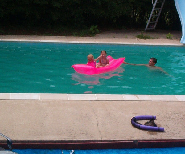 Refinish Your Pool