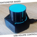 USB Volume Controller - Potentiometer Based