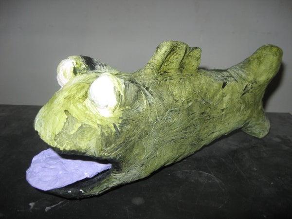 Paper Mache Fish #2