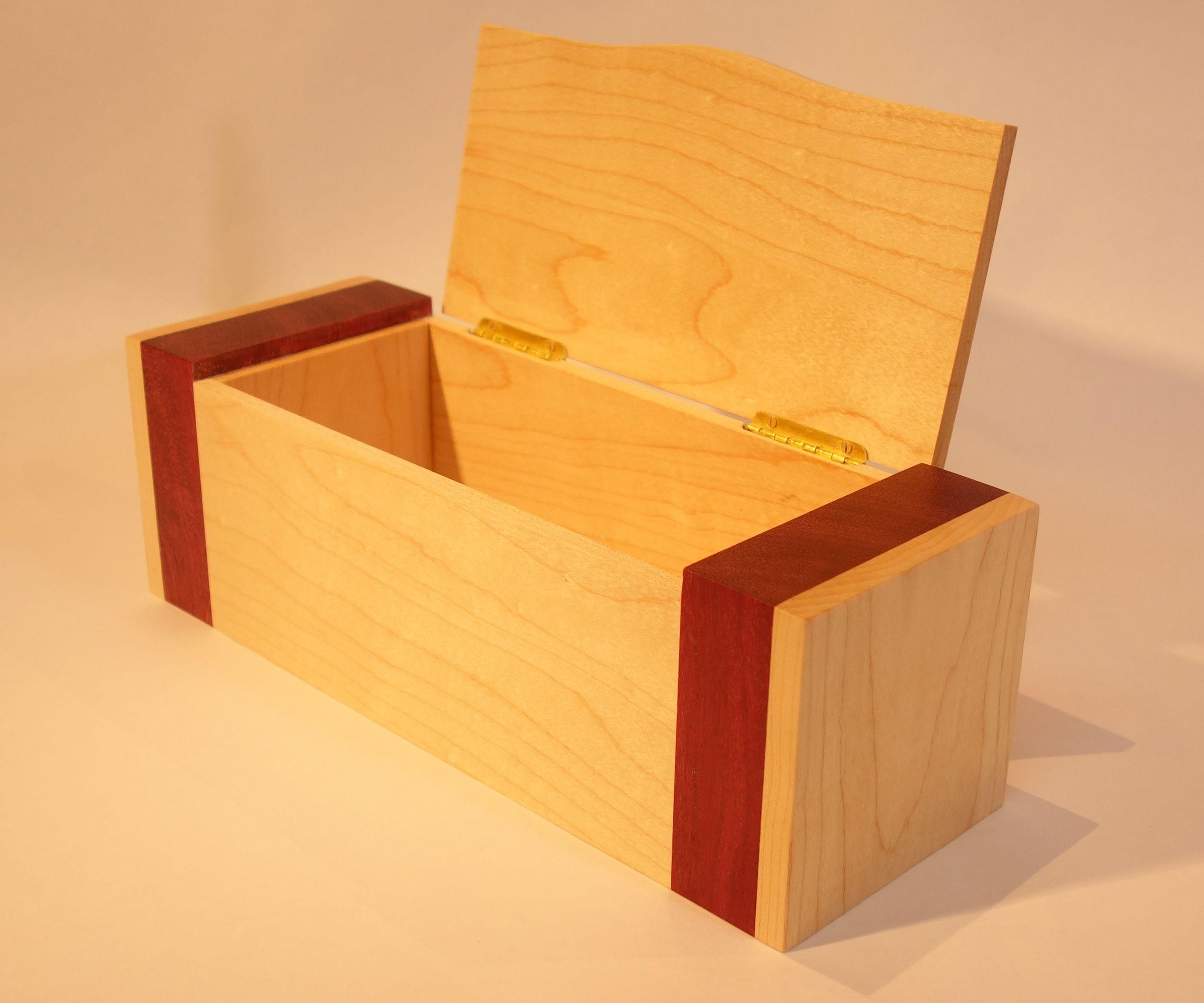 Simple Secret Compartment Box
