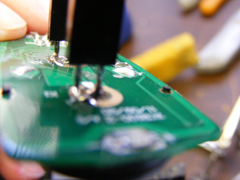 Hack, Mount, Connect Sensors & Test 2 Button Key Fob