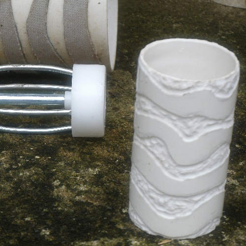 Dremel Carved Painting Roller Sleeve
