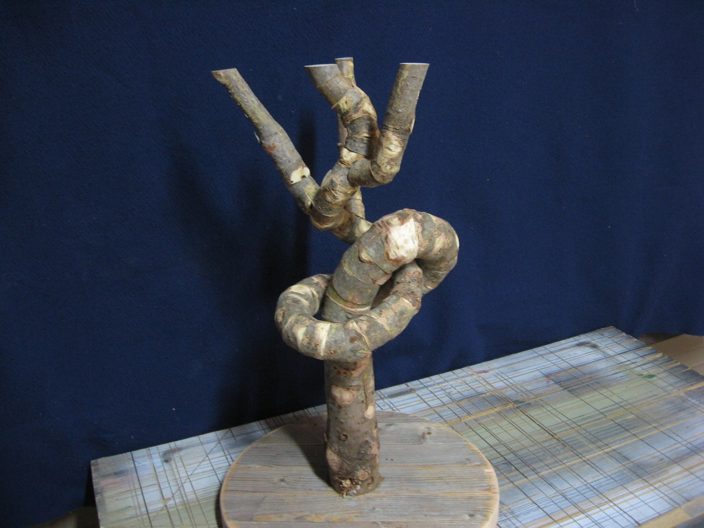 Finished Pedestal