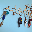 Design Your Own Molecule Key Holder