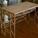 Beech Truss Desk