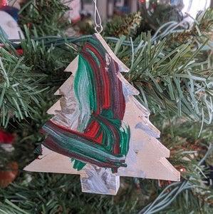 Children's Project - Keepsake Christmas Ornaments