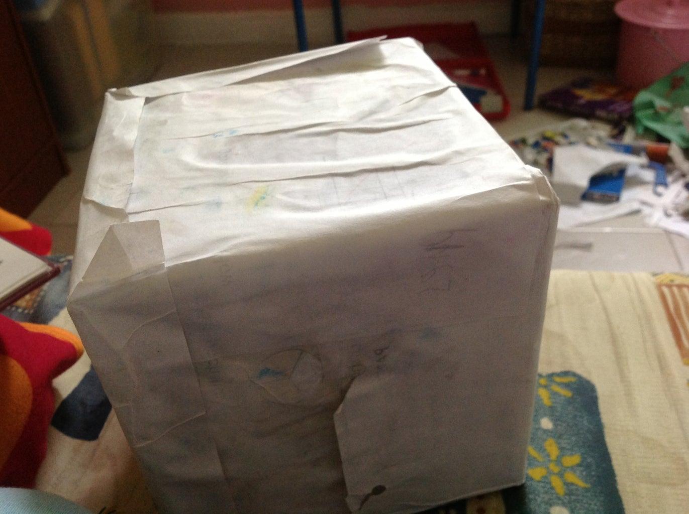 Paper Machete