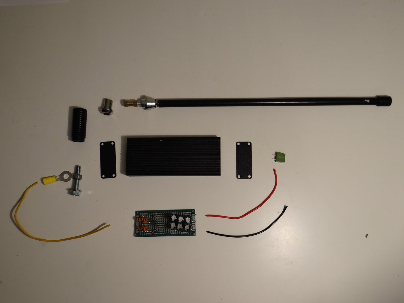 Add a Case and Antenna