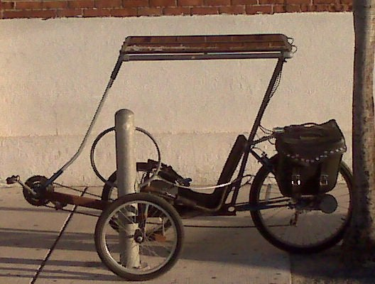 Solar Human Electric Powered Vehicle SHEPV