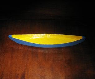 Making a Canoe Model