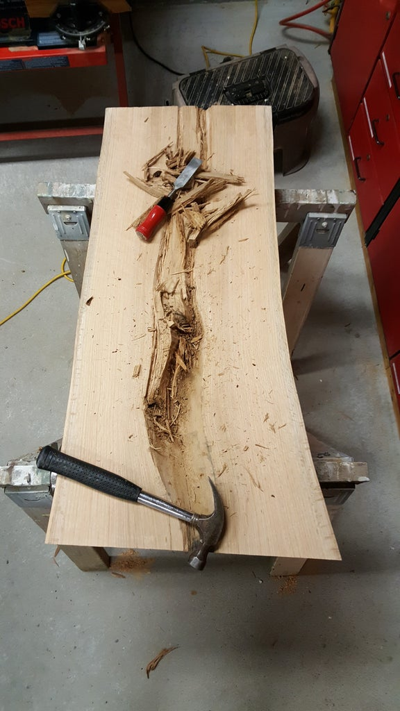 Carving the Heart
