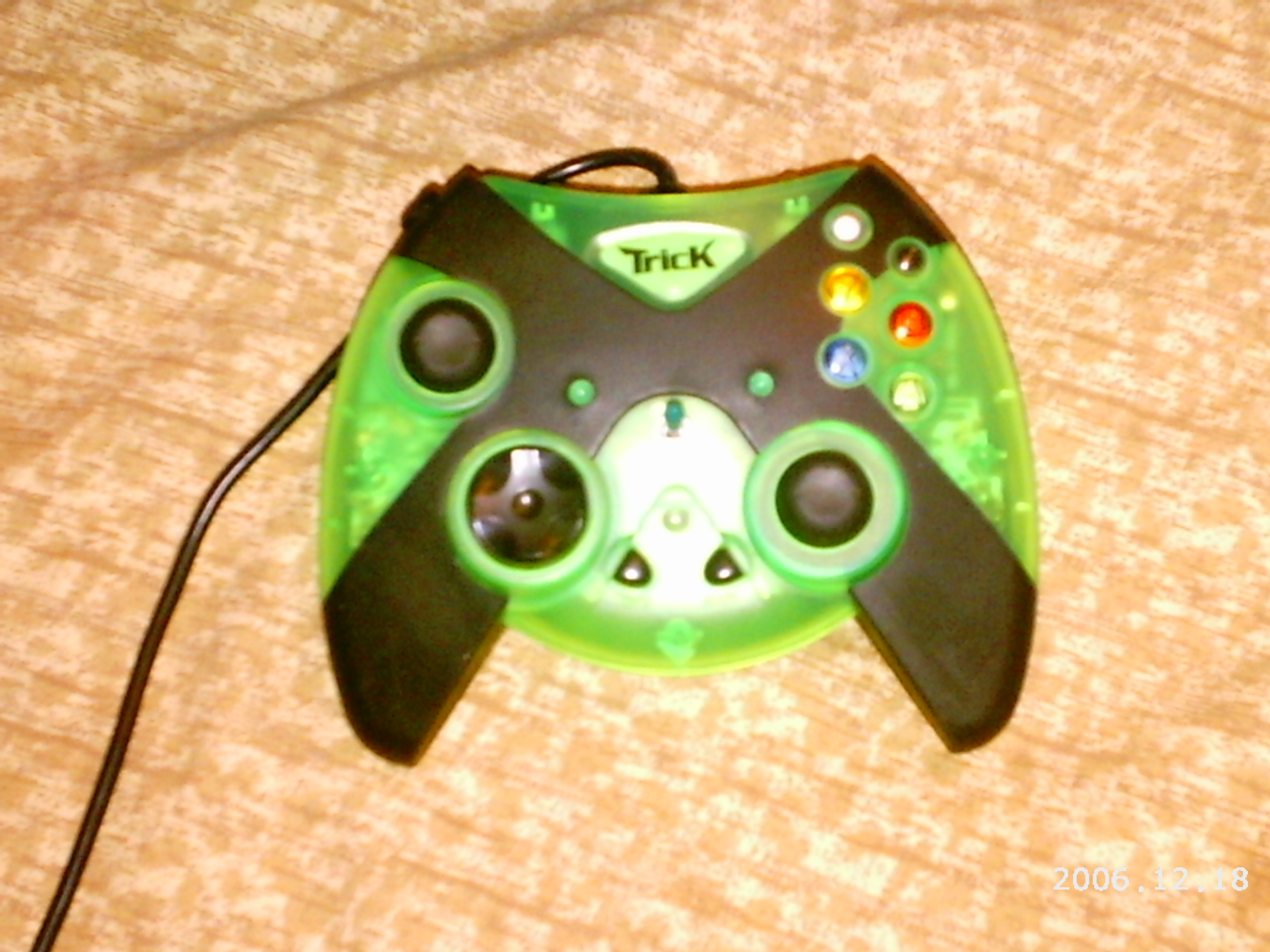 how to make your xbox controller blink with some leds,but it won't shake anymore