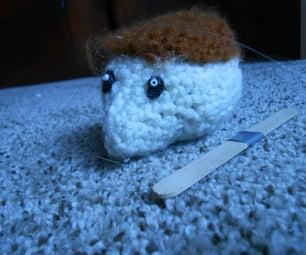 Hedgehog Cat Toy