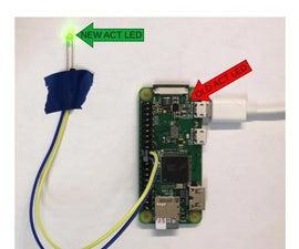 External Act LED for Raspberry Pi