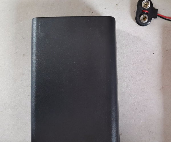 5 V Smartphone Solar/Battery Charger
