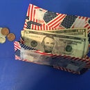 Comic Duct Tape Wallet