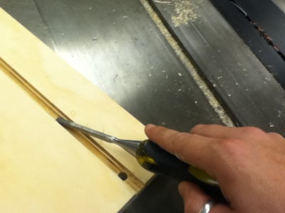 Shelf Making