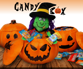 GREAT PUMPKIN Candy Box!