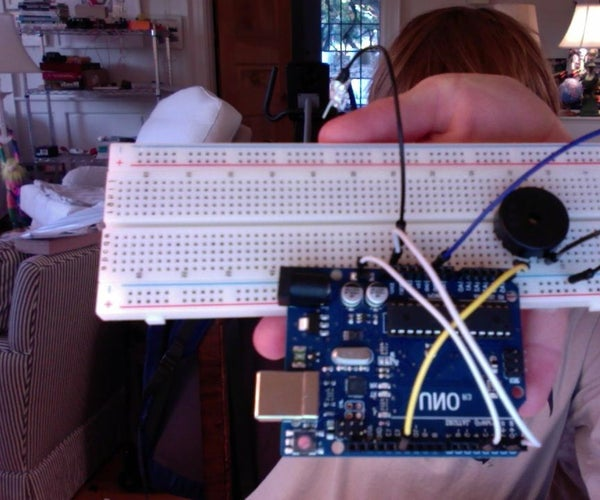 Morse Code With Capacitive Touch!