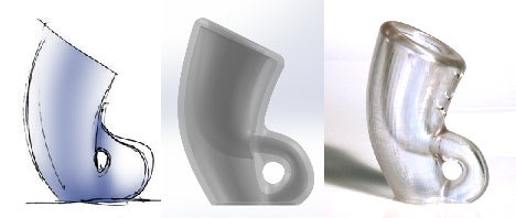 3d Modeling a Klein Vase for 3D Printing
