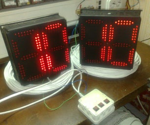 LED Displays, Counters, Ad Signs