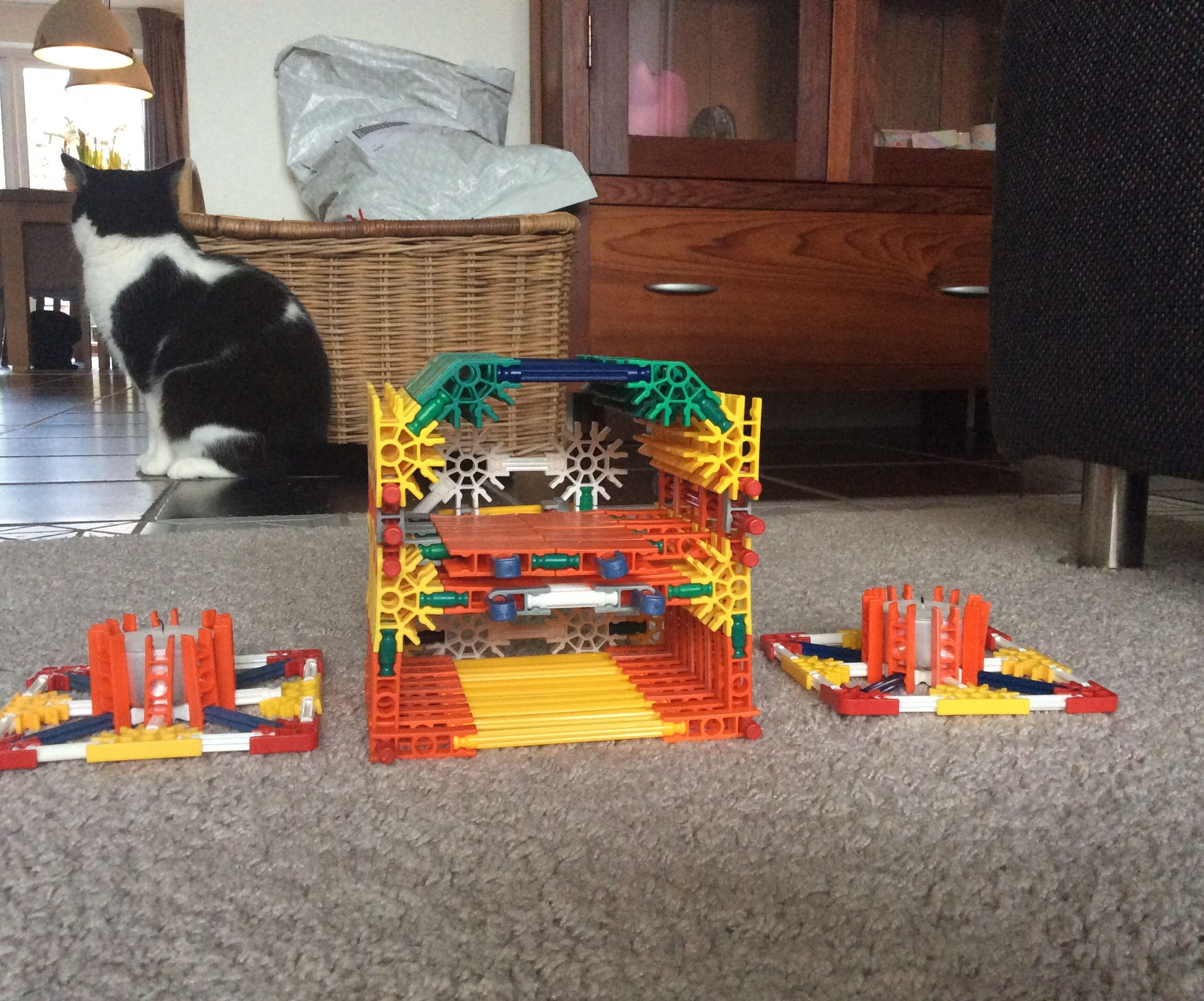 Knex Candles House